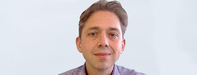 Online Marketeer Evert van der Lingen