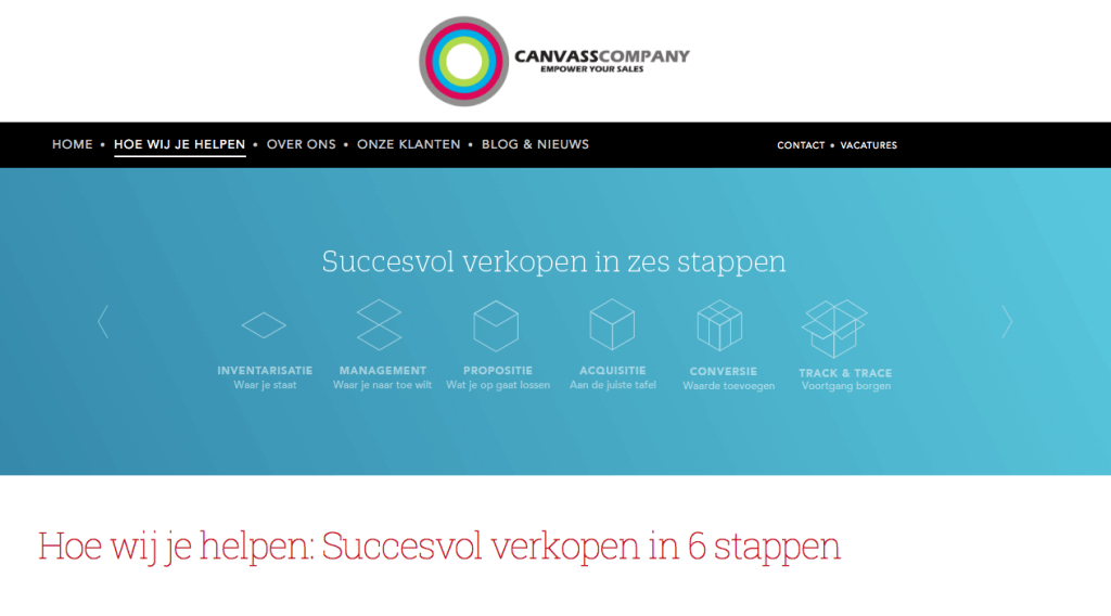 CanvassCompany