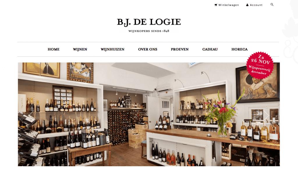 Webdesigners BJ De Logie