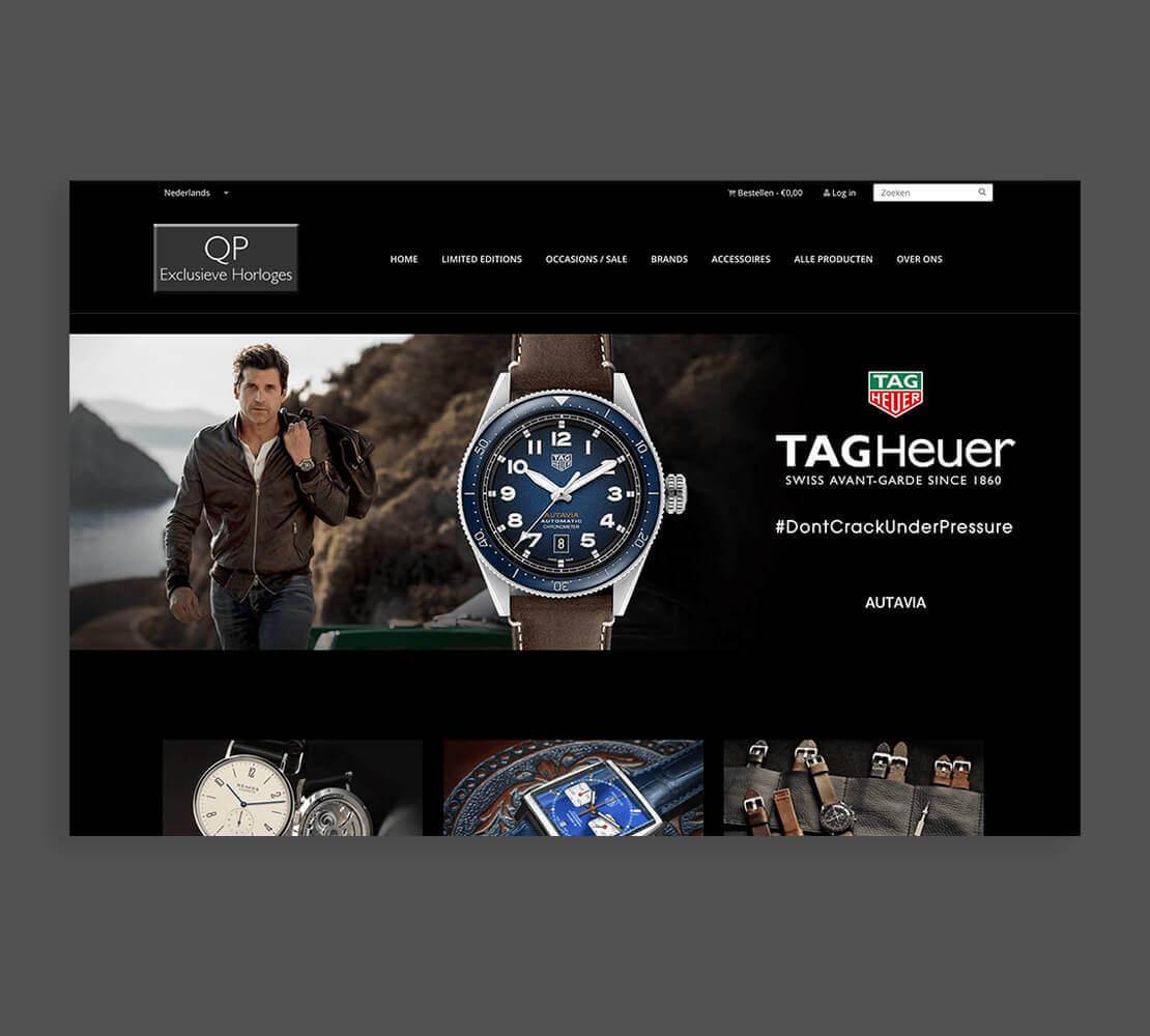Bijzondere horloges online te koop