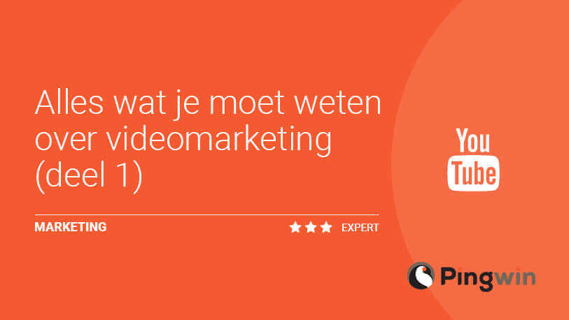 Videomarketing Deel1
