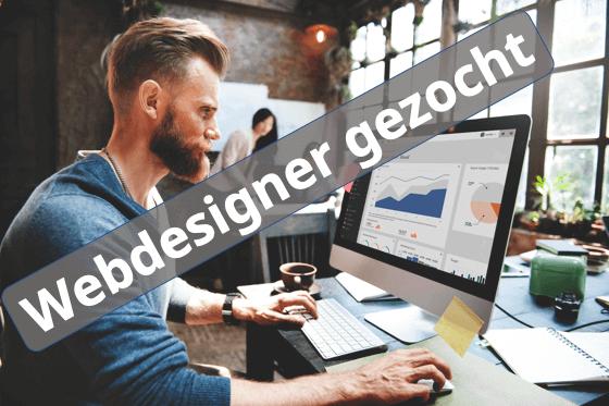 Webdesigners Webdesign Bureau Gezocht