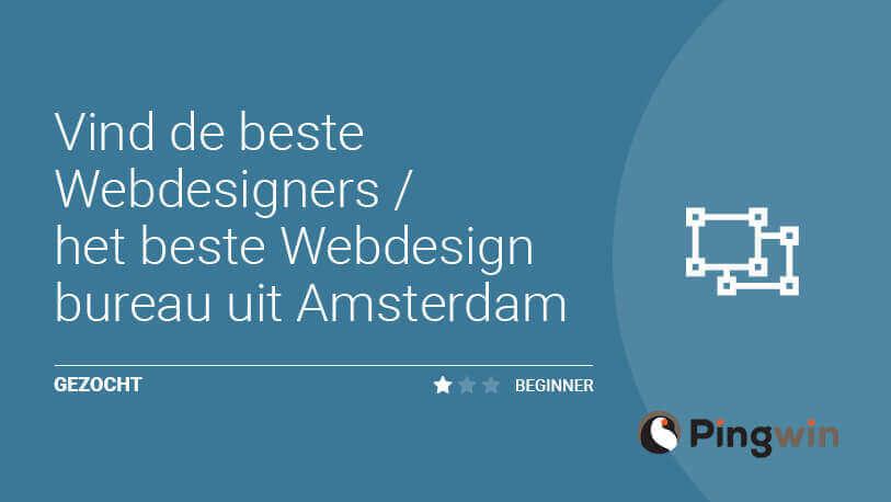 Vind De Beste Webdesigner2
