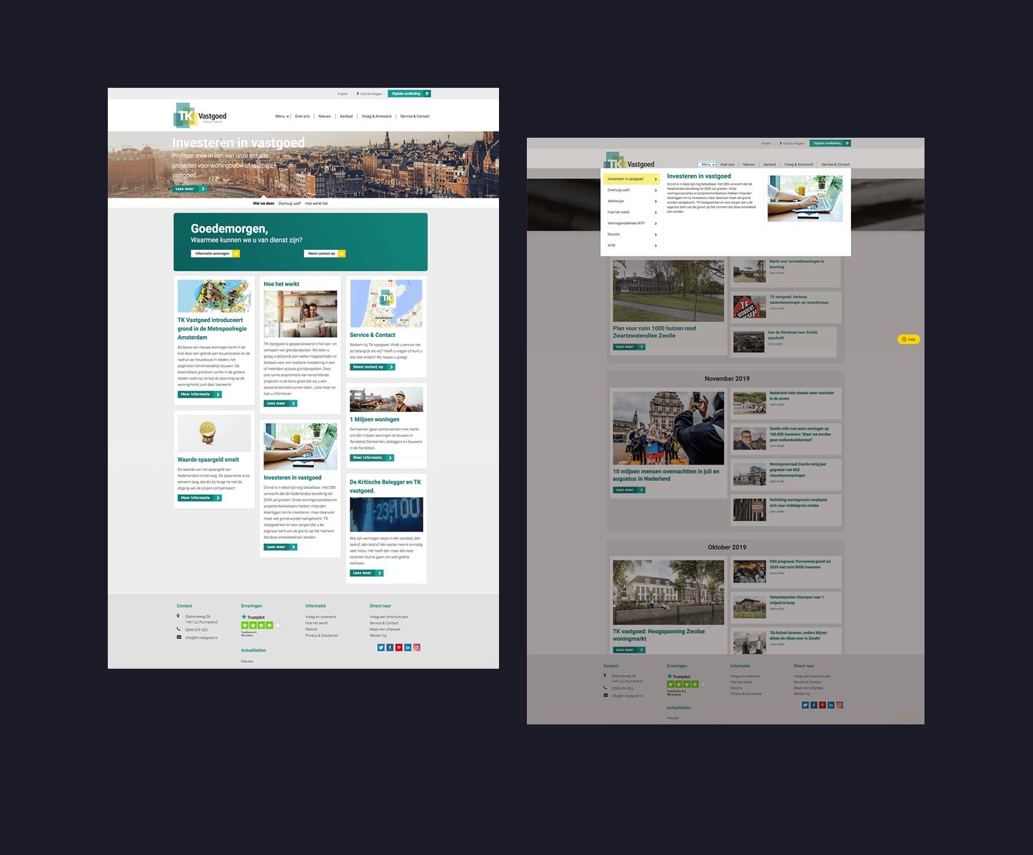 Webdesign met verstand van SEO
