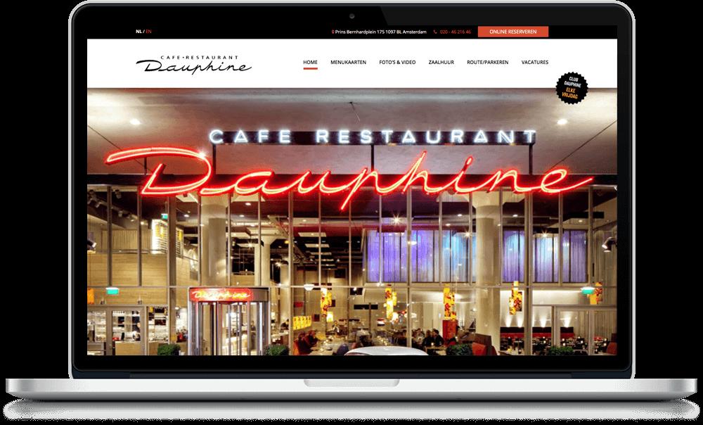 Webdesign Dauphine